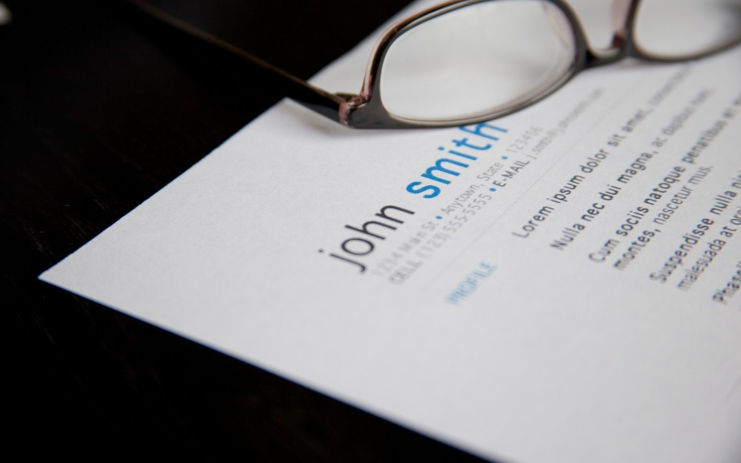One Fatal Error You Can't Afford To Make In Your Resume Header!