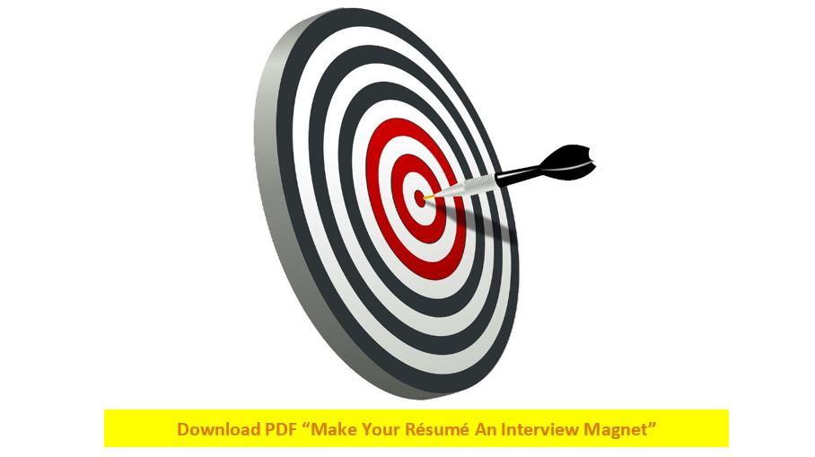 Top 2 Tactics In Using A Job Posting To Target A Resume